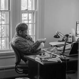 Ray Dartmouth office
